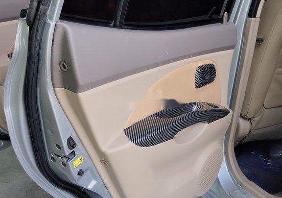 Cần bán lại xe Kia Morning 2004, màu bạc, xe nhập 8