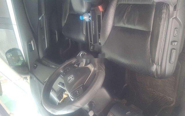 Chính chủ bán xe Honda CR V sản xuất 2014, màu xanh, biển Hà Nội6