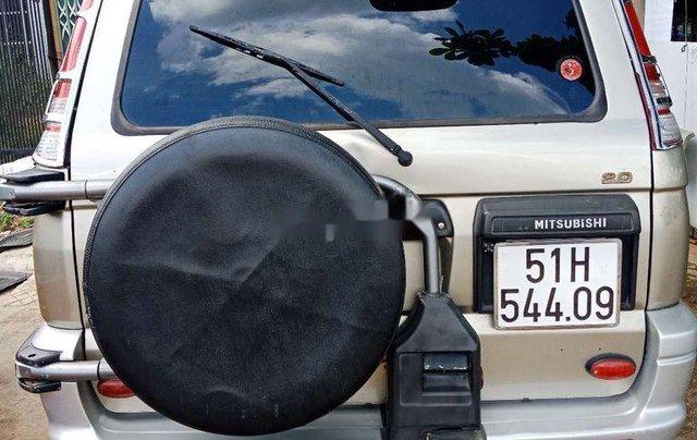 Cần bán gấp Mitsubishi Jolie năm 2003, xe nhập, số sàn4