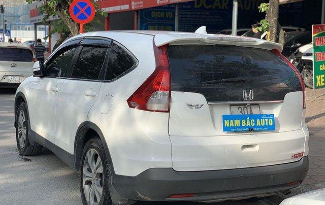 Chính chủ bán ô tô Honda CR V 2014, màu trắng4