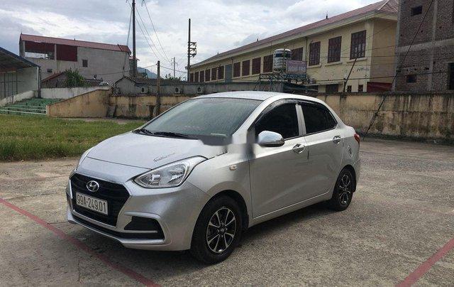 Bán Hyundai Grand i10 đời 2018, màu bạc như mới 1