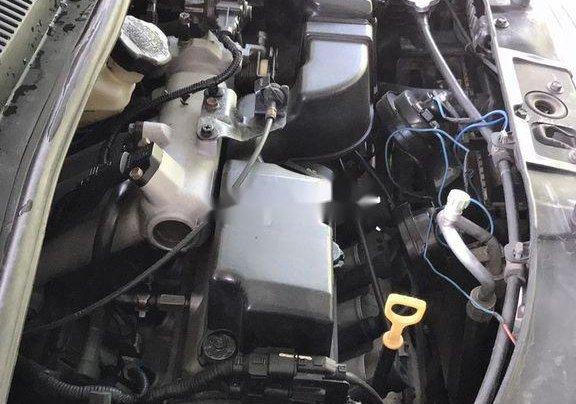 Cần bán lại xe Kia Morning 2004, màu bạc, xe nhập 5