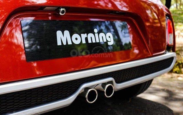 Kia Morning giá rẻ nhất phân khúc chỉ từ 299 triệu, phù hợp với mọi gia đình hoặc chạy dịch vụ4
