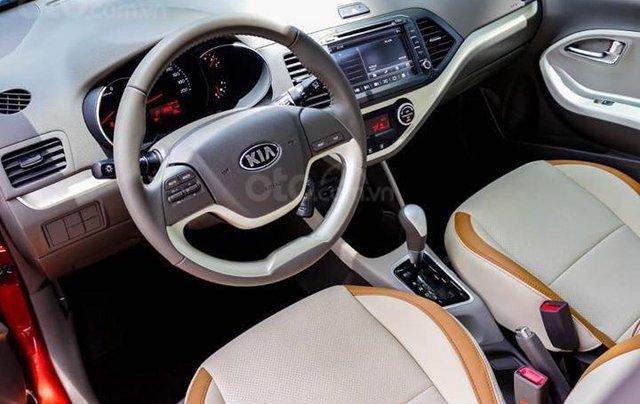 Kia Morning giá rẻ nhất phân khúc chỉ từ 299 triệu, phù hợp với mọi gia đình hoặc chạy dịch vụ7