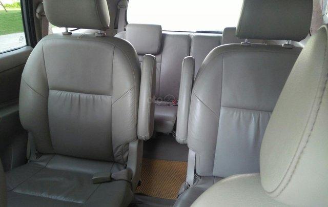 Bán xe Toyota Innova đời 2011 bản GSR, màu bạc còn mới5