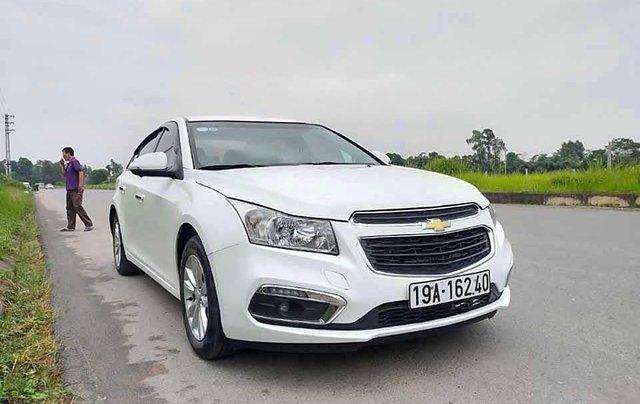 Bán Chevrolet Cruze đời 2017, màu trắng, 345 triệu0