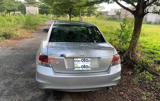 Bán ô tô Honda Accord EX - 2008 đời 2008, màu bạc, xe nhập3