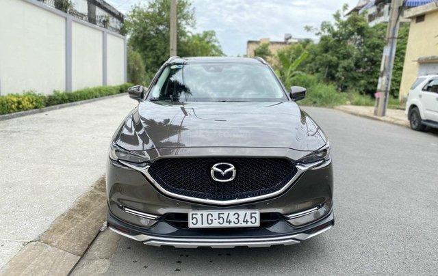 Bán Mazda CX5 2018 xe đẹp màu nâu bao kiểm tra hãng0