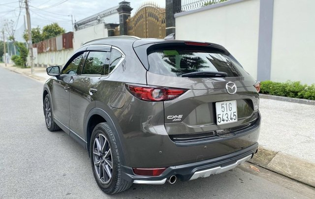 Bán Mazda CX5 2018 xe đẹp màu nâu bao kiểm tra hãng7