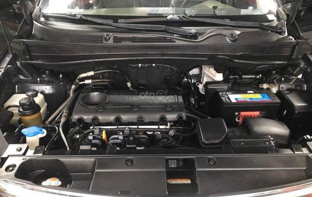 Cần bán Kia Sportage năm sản xuất 2010, màu đen, nhập khẩu nguyên chiếc chính chủ, giá chỉ 456 triệu5