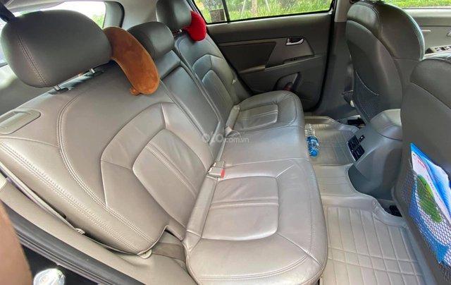 Cần bán Kia Sportage năm sản xuất 2010, màu đen, nhập khẩu nguyên chiếc chính chủ, giá chỉ 456 triệu4