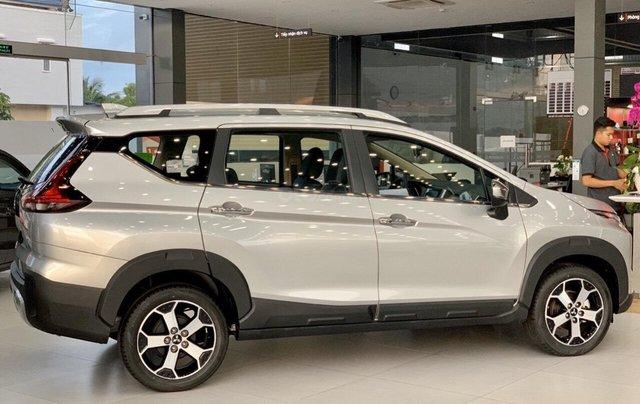 Mitsubishi Xpander Cross 1.5L Mivec, giảm tiền mặt, tặng bảo hiểm thân xe, giá 670 triệu0
