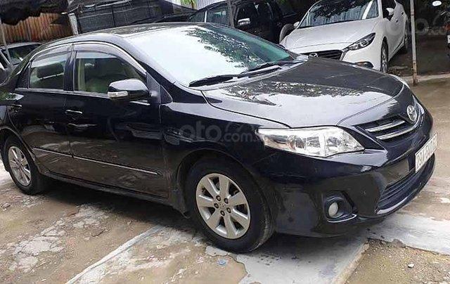 Cần bán lại xe Toyota Corolla Altis 1.8 G đời 2012, màu đen còn mới 0