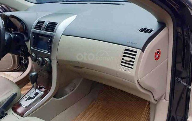 Cần bán lại xe Toyota Corolla Altis 1.8 G đời 2012, màu đen còn mới 1