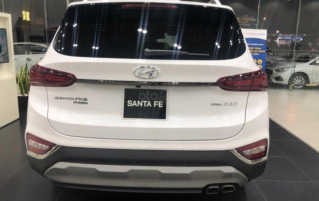 Cần bán xe Hyundai Santa Fe năm 2020- Tặng 100% thuế trước bạ2