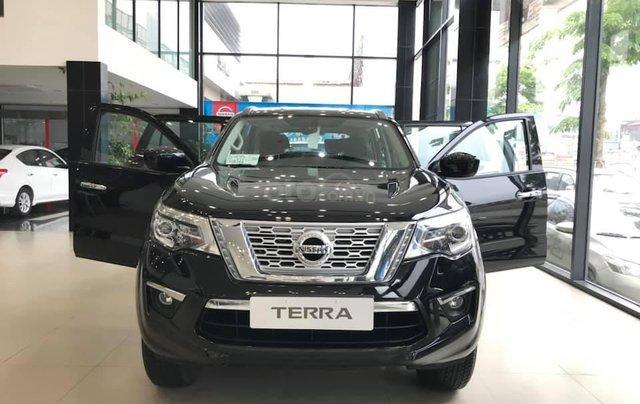 Ưu đãi đặc biệt nhân dịp khai trương đại đại lý 3S Nissan Đồng Hới khi mua xe Nissan Terra S0