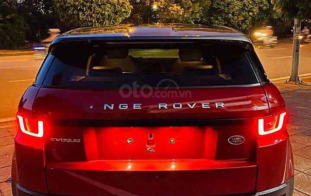 Bán LandRover Range Rover Evoque SE Plus đời 2018, màu đỏ, nhập khẩu nguyên chiếc như mới3