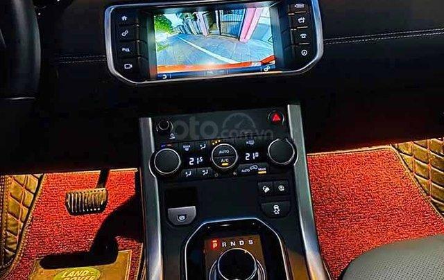 Bán LandRover Range Rover Evoque SE Plus đời 2018, màu đỏ, nhập khẩu nguyên chiếc như mới2