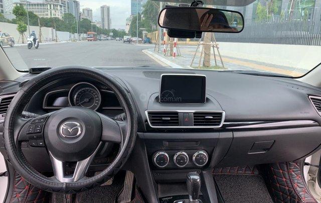 Cần bán Mazda 3 đời 2017, giá tốt, xe một đời chủ duy nhất, màu trắng còn mới6
