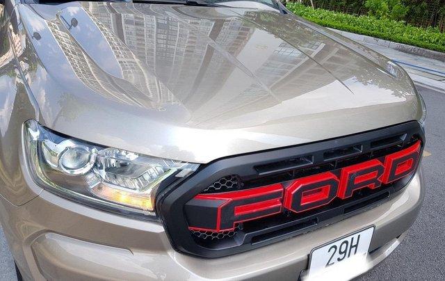 Cần bán gấp Ford Ranger sản xuất 2019, giá thấp, còn mới, động cơ ổn định, giao nhanh6