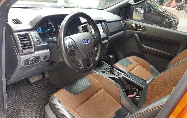 Cần bán xe Ford Ranger AT màu cam, năm sản xuất 2016, giá thấp, giao nhanh toàn quốc6