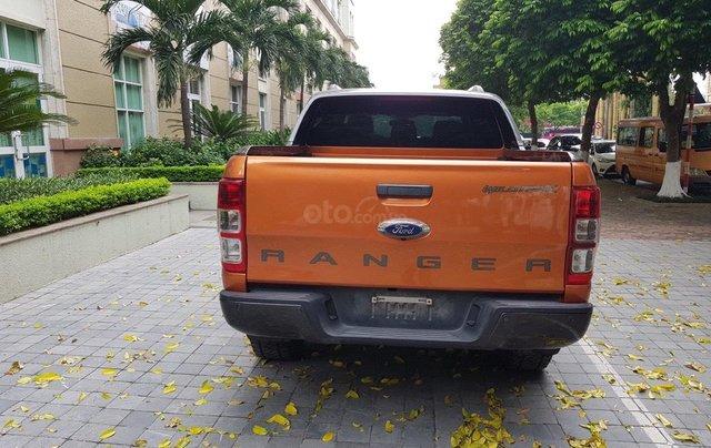 Cần bán xe Ford Ranger AT màu cam, năm sản xuất 2016, giá thấp, giao nhanh toàn quốc3