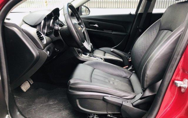 Cần bán Chevrolet Cruze 2017, bán lại với giá ưu đãi, có hỗ trợ trả góp, bao test hãng5