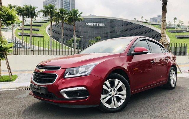 Cần bán Chevrolet Cruze 2017, bán lại với giá ưu đãi, có hỗ trợ trả góp, bao test hãng0