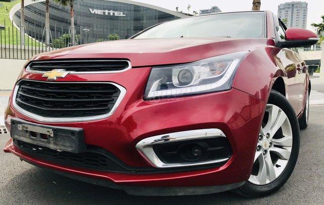 Cần bán Chevrolet Cruze 2017, bán lại với giá ưu đãi, có hỗ trợ trả góp, bao test hãng1