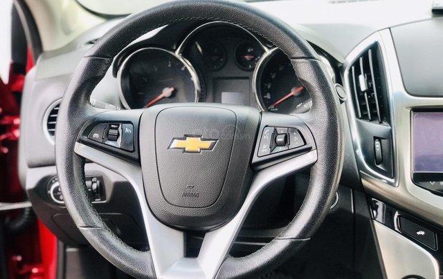 Cần bán Chevrolet Cruze 2017, bán lại với giá ưu đãi, có hỗ trợ trả góp, bao test hãng8