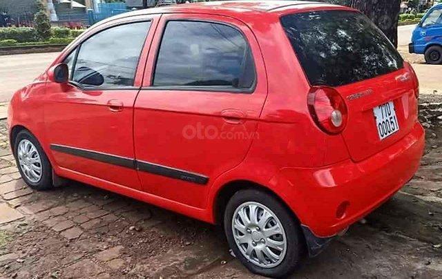 Bán xe Chevrolet Spark Lite 2013, màu đỏ còn mới0