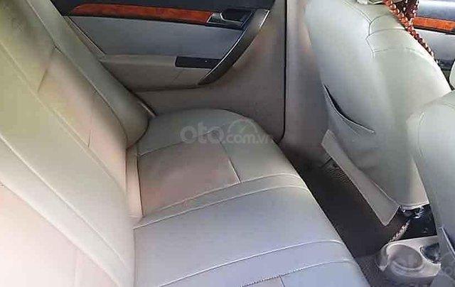 Bán ô tô Daewoo Gentra năm sản xuất 2009, màu đen còn mới1