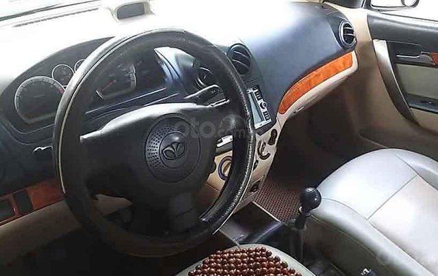 Bán ô tô Daewoo Gentra năm sản xuất 2009, màu đen còn mới2