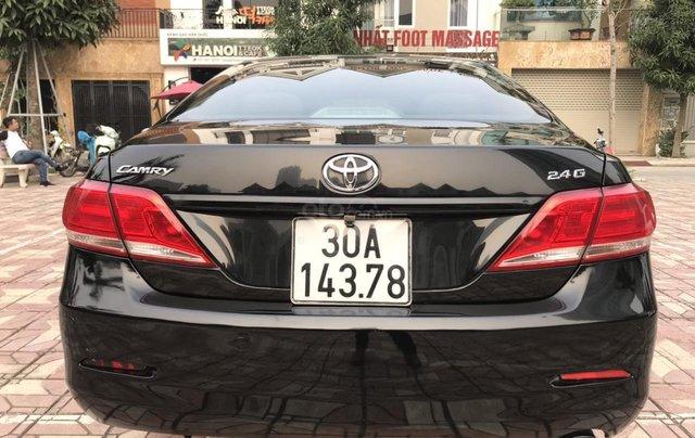 Bán xe Toyota Camry 2.4 G sản xuất năm 2009, đk 20103