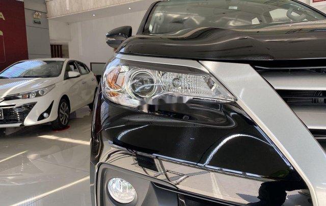Bán ô tô Toyota Fortuner đời 2020, màu đen, mới hoàn toàn10