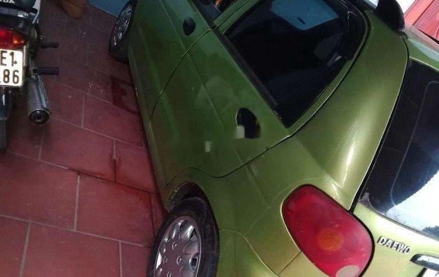 Bán Daewoo Matiz sản xuất 2005, màu xanh lá5