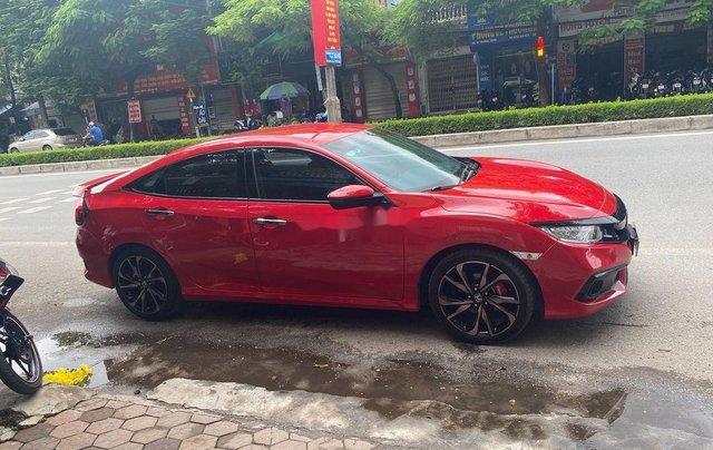 Cần bán Honda Civic 2019, màu đỏ, xe nhập, giá 835tr2