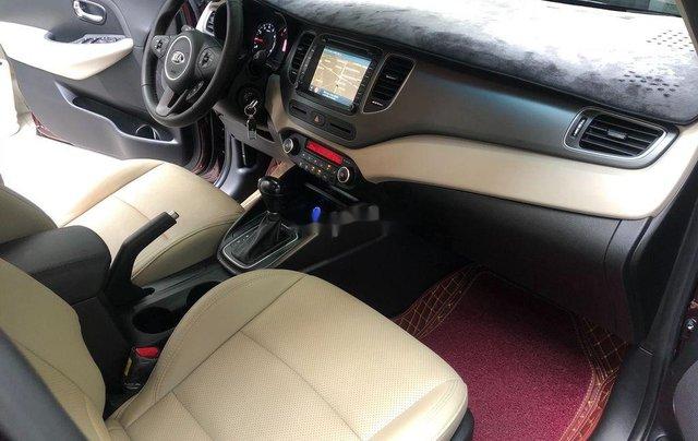 Bán Kia Rondo đời 2019, màu đỏ, số tự động, máy xăng5