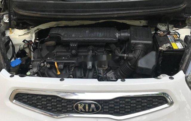 Bán Kia Morning sản xuất năm 2014, màu trắng, giá chỉ 188 triệu9