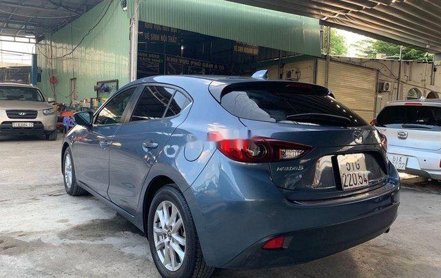 Cần bán Mazda 3 1.5AT năm 2016, màu xanh lam còn mới  3