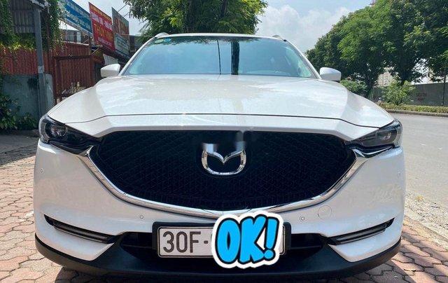 Bán xe Mazda CX 5 đời 2018, màu trắng0