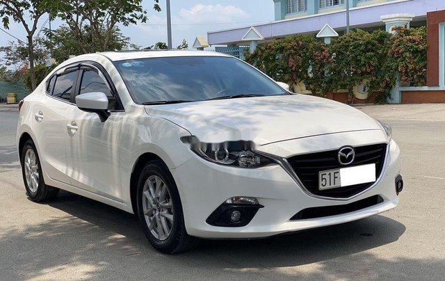 Cần bán Mazda 3 đời 2016, màu trắng, giá chỉ 495 triệu1