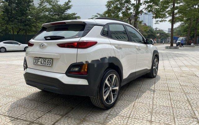 Bán Hyundai Kona đời 2018, màu trắng, giá 658tr2
