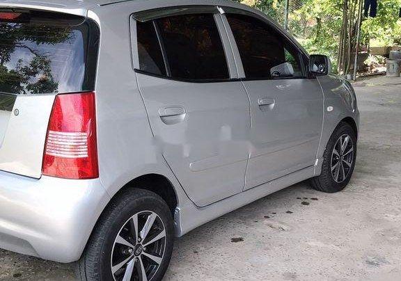Cần bán lại xe Kia Morning 2004, màu bạc, xe nhập 1