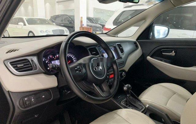 Bán ô tô Kia Rondo 2019 số tự động, màu xanh đá7