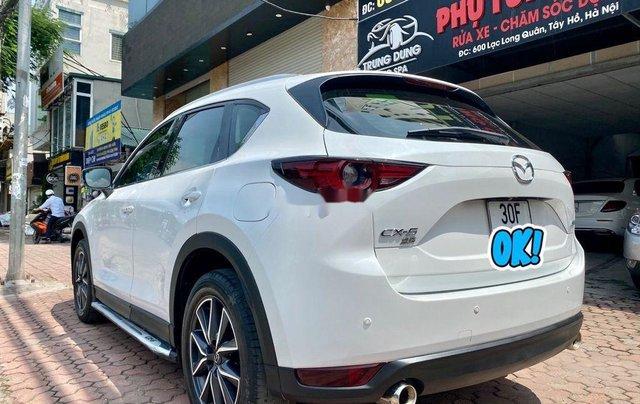 Bán xe Mazda CX 5 đời 2018, màu trắng4