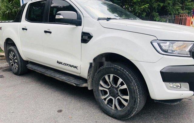 Cần bán Ford Ranger đời 2017, màu trắng, xe nhập7