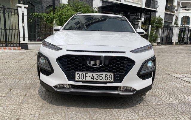 Bán Hyundai Kona đời 2018, màu trắng, giá 658tr7