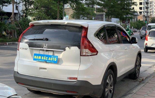 Chính chủ bán ô tô Honda CR V 2014, màu trắng3