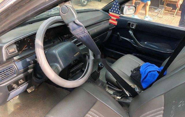 Bán Toyota Camry đời 1987, màu xám, nhập khẩu, chạy rất êm2